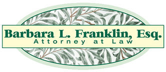 Barbara L. Franklin, Esq. Attorney at Law Logo