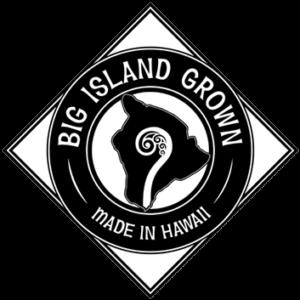 Big Island Grown Logo