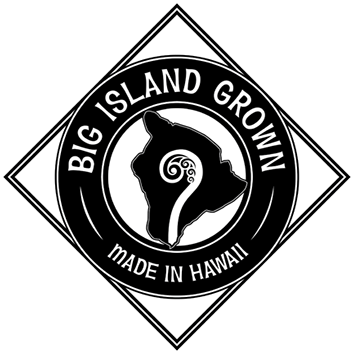Big Island Grown Logo
