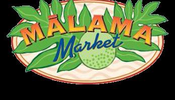 Malama Market Logo